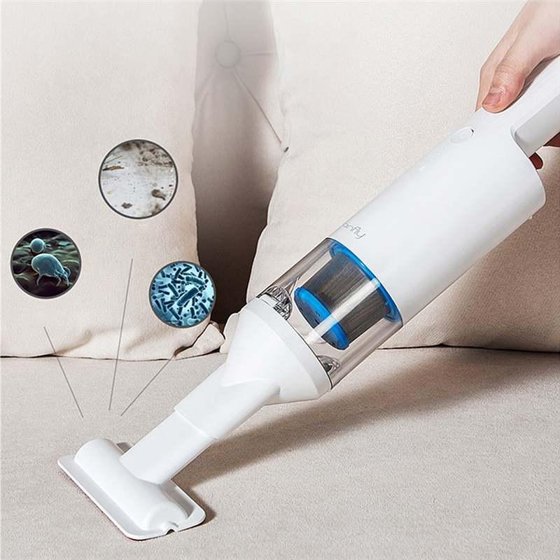 aspirateur anti acarien filtre hepa