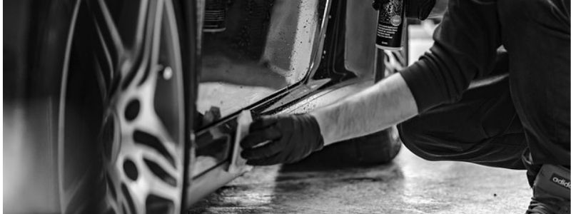 nettoyer une voiture