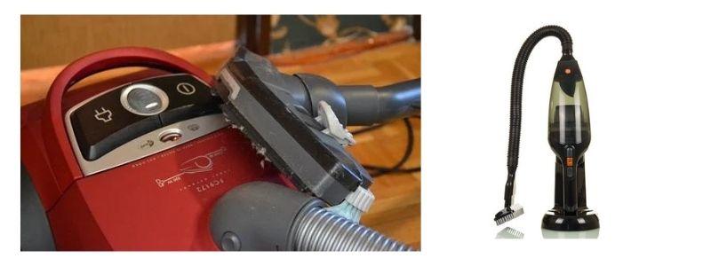 La puissance utile d'un aspirateur à balais